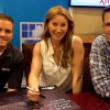 Amy represents HGTV at the Texas Home and Garden Show
